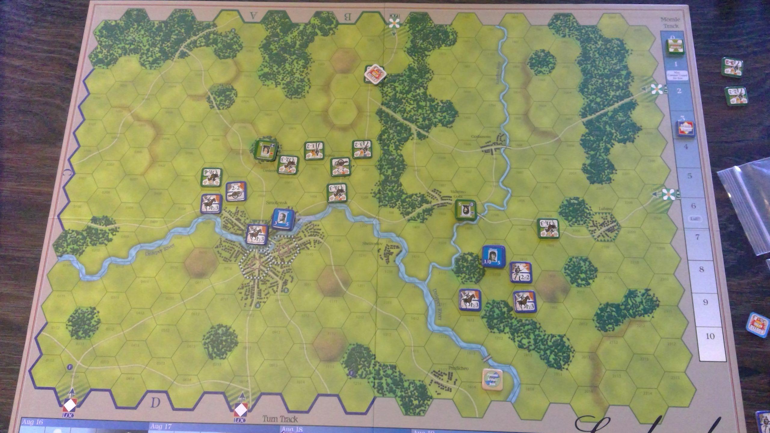 Smolensk 1-15
